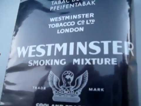 Scandinavian Tobacco Group - Westminster  pipe tobacco