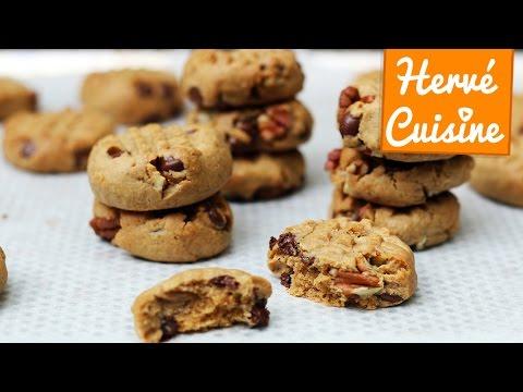recette-cookies-vegan-beurre-de-cacahuète-et-chocolat