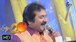 Mano,Kalpana Performance - Kodi Kosam Vachava Gopala Song in Kurnool ETV @ 20 Celebrations