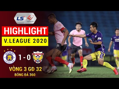 Hanoi FC Hong Linh Ha Tinh Goals And Highlights