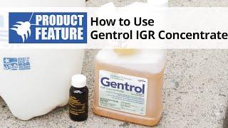 Gentrol IGR Concentrate