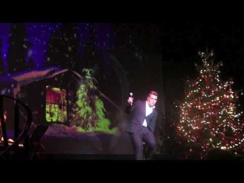 Joe McELderry - 'Driving Home for  Christmas' Full Concert - Whitley Bay