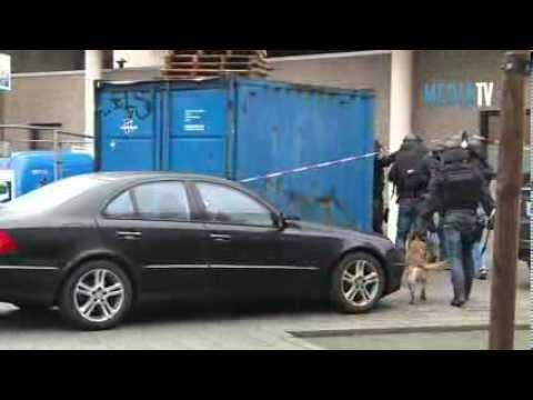 Arrestatieteam ingezet bij schietpartij Mijnsherenlaan Rotterdam