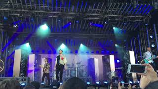 7/19/18 - Thunder - Imagine Dragons - Jimmy Kimmel Live