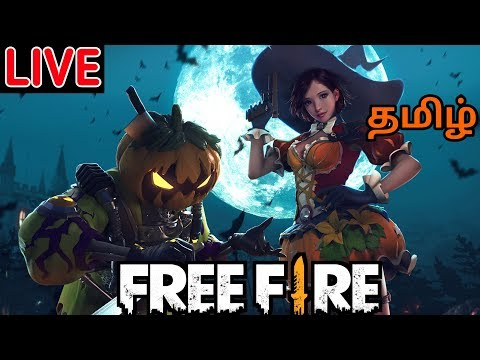 FREE FIRE  GAMEPLAY ELTE PASS SEASON 13 RAMPAGE REDEMPTION TAMIL LIVE