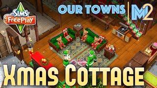 sims freeplay christmas cottage