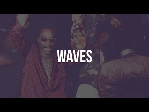 Travis Scott Type Beat - Waves (Prod. By Superstaar Beats)
