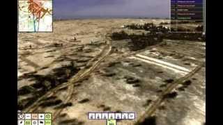 GTOS infantry battle
