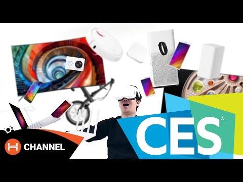 H-Channel | CES 2017: Tìm ra những sản phẩm ấn tượng nhất?