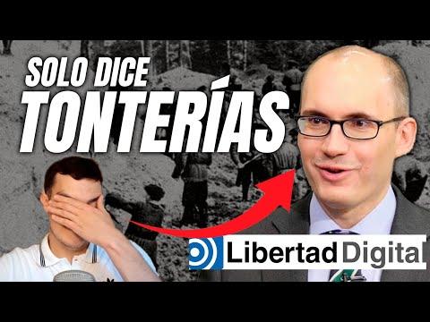 LIBERTAD DIGITAL haciendo el ridículo - DESMONTANDO MITOS sobre el Comunismo (vídeo REACCIÓN)
