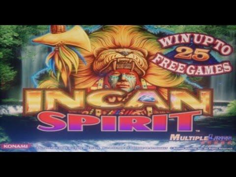 Mayan Spirit Slot Machine