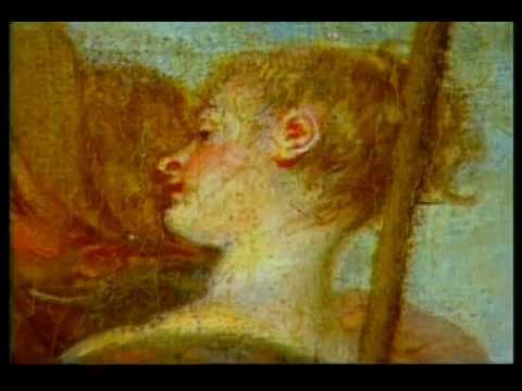 Antoine Watteau - A Peregrinação à Ilha De Citera