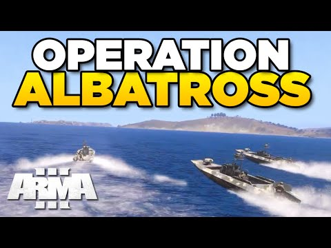 ZEUS Fortress | ARMA 3 Operation Albatross