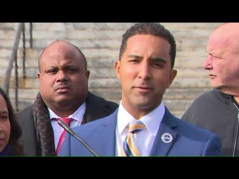 Mount Vernon Mayor Richard Thomas arrested in corruption case