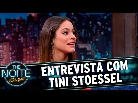 Entrevista com Tini Stoessel   The Noite (07/07/17)