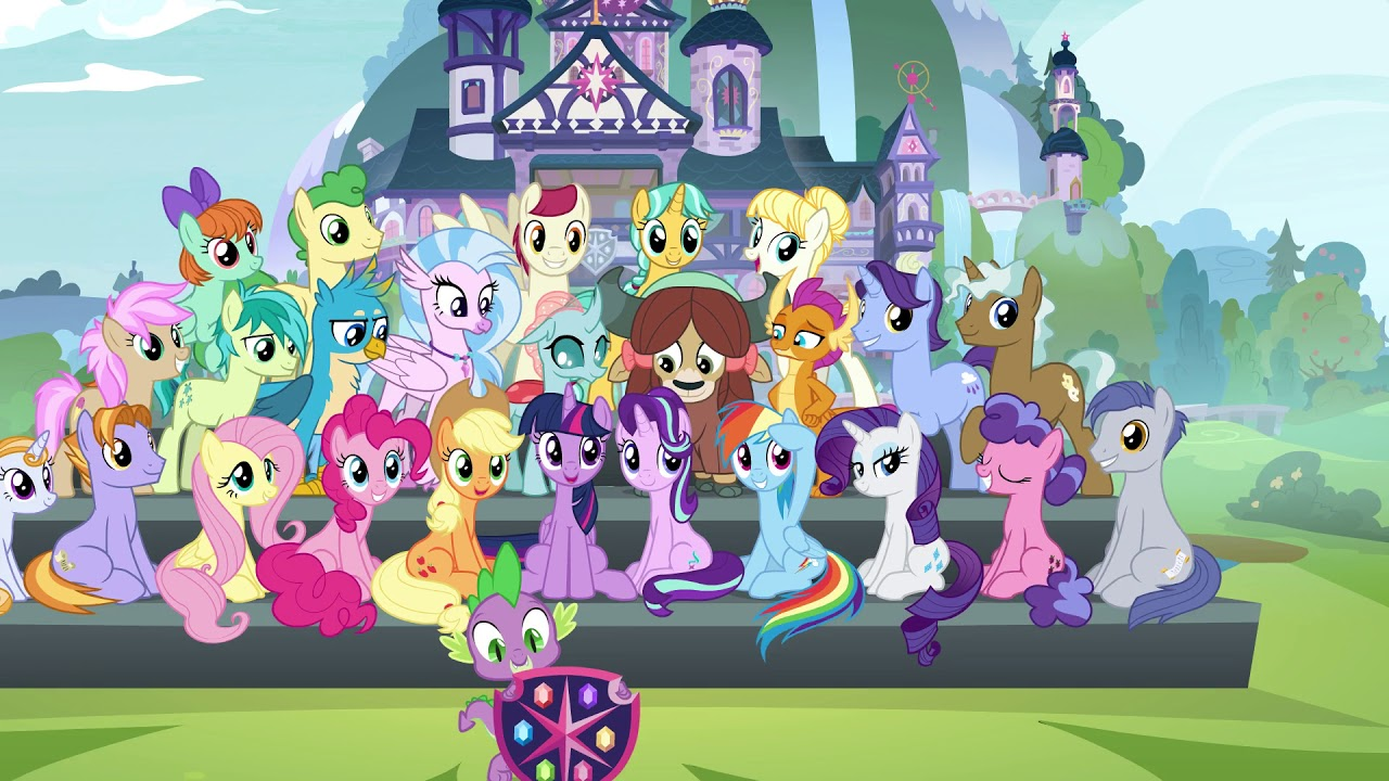My Little Pony Season 8
