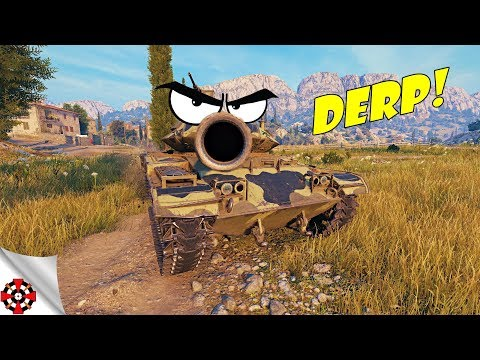 World of Tanks - Funny Moments | TIME TO DERP! (WoT derp,  December 2018 thumbnail
