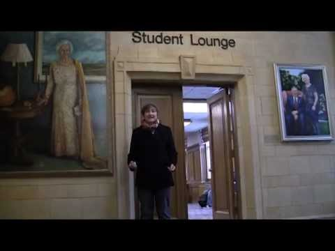Tour the Old Arts building at the University of Alberta!