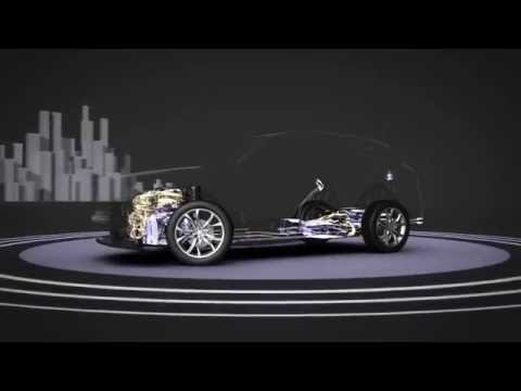 New generation electric vehicles Hybride Plug in hybrid   Groupe PSA Full HD,1080p