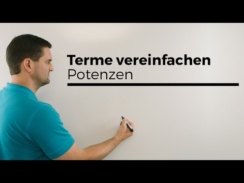 Terme vereinfachen: multiplizieren und dividieren – Training (Nr. 7) from YouTube · Duration:  3 minutes 35 seconds