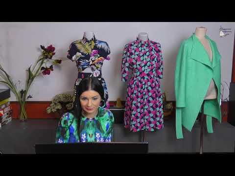 Прямой эфир! Весенние наряды - платье и пальто