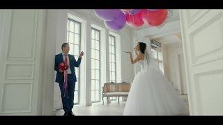 Свадебный клип Владимира и Кристины