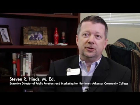 Northwest Arkansas Community College Video Testimonial