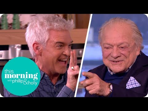 Sir David Jason and Phillip Recreate the Hilarious