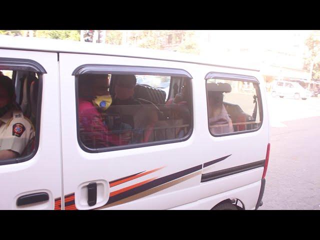 Exclusive  NCB Officer Taking Bharti Singh & Haarsh Limbachiyaa To Jail For 14 Custody