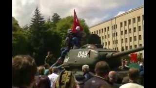 Т-34-85 Участвующий в освобождение Ставрополья в Великой Отечественной Войне