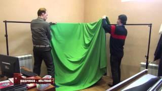 Мобильная студия КддТВ Москва на ШТВ. Сборка 25 сек.  Илья Тельманов