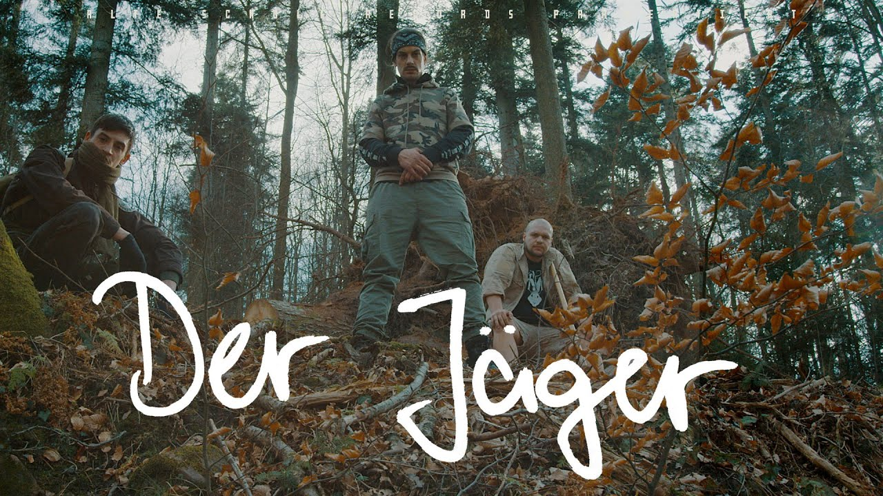 Download HAZE - Der Jäger (prod. by Dasaesch)