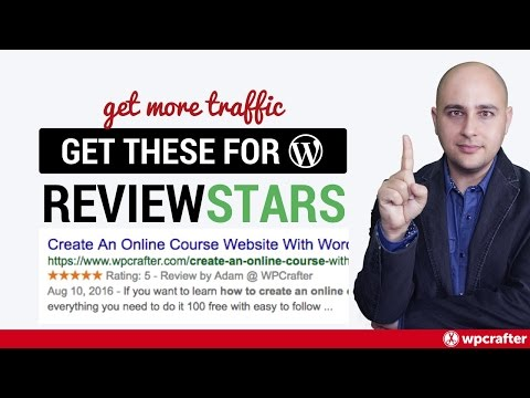 How To Get Google Review Stars For Your WordPress Website - 동영상