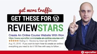 How To Get Google Review Stars For Your WordPress Website