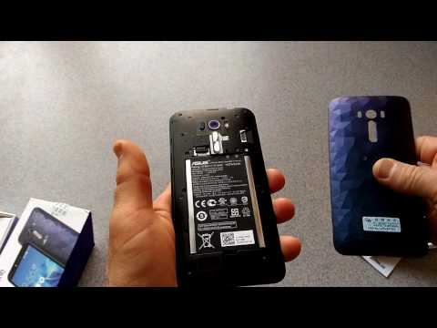 Asus Zenfone Selfie Test en Fr