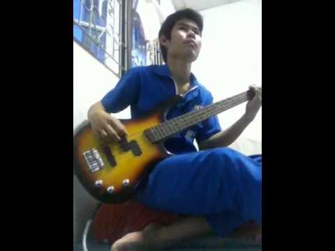 รักเมืองไทย cover bass by boom humnoey