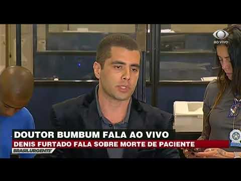 'Doutor Bumbum' rebate acusações em entrevista