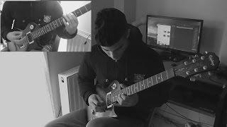 Black Veil Brides - Goodbye Agony Guitar Cover HD