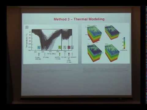 James Metcalf - Introduction to (U/Th)/He Thermochronology