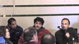 Cooperativa Integral Valenciana Intervención en el Encuentro Interestatal 15M. N2011