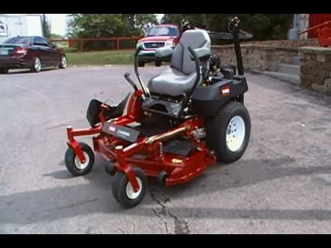 Toro Z Master 52 Quot Zero Turn Lawn Mower With 27 Hp Kohler