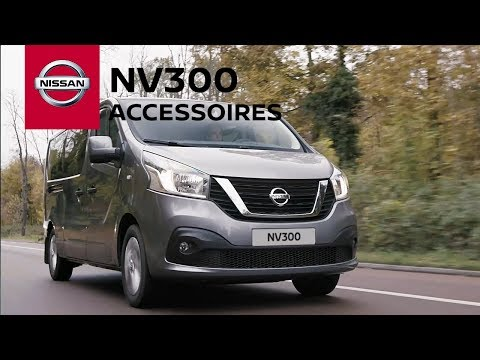 b927c05d7 Nissan NV300 - Ludospace - Fourgon | Nissan