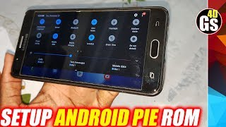 Download - ROM VENOM V1 OFICIAL Android 8 1 0 APPs do Pie J7