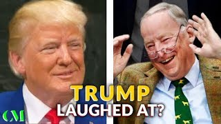 Was TRUMP Laughed At During His UN Speech? Professional Analysis Of What Happened.