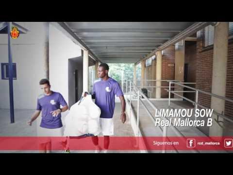 Senegal i Son Gotleu agermanats pel Real Mallorca