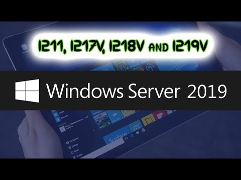 Installing I211, I217V, I218V and I219V On Windows Server 2019 - Log #06