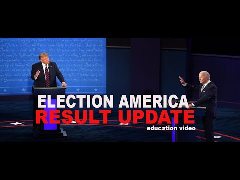 ka update result election America//education video