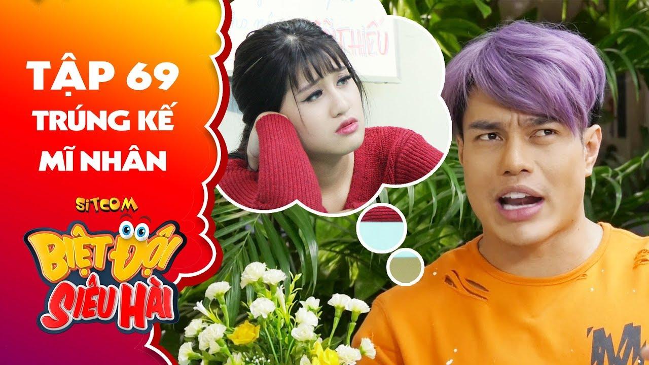 Biệt đội siêu hài   tập 69 - Tiểu phẩm: Lê Dương Bảo Lâm dốc hết tiền túi để cưa cẩm người đẹp