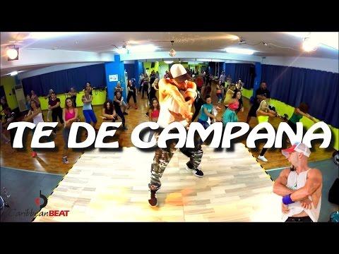 Atomic -Te De Campana Ft SaerJose