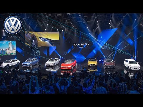 Volkswagen Group Media Event Beijing Auto Show 2018 – People's Mobility